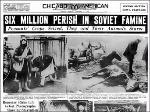 soviet famine