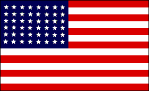 Forty Eight Star Flag