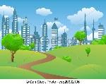 parque-de-la-ciudad-paisaje-vectores-eps_csp20332136
