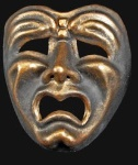 394-mask_commedia_tragedia_bronze
