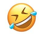emoji risata