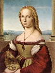 lady-with-a-unicorn-by-raphael-sanzio-art-gallery-oil-painting-reproductions