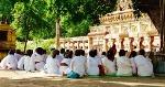 Buddhist Pilgrams