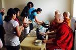 Buddhist Lay People