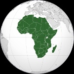 280px-Africa_(orthographic_projection).svg
