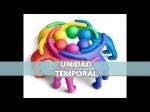 unidad temporal