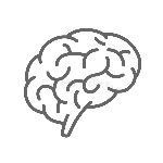 silhouette-brain-white-background-vector-illustration-49789038