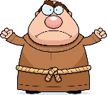 cartoon-monk-angry-illustration-expression-47714592