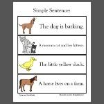 Simple+Sentences+for+Basic+Vocab