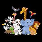 stickers-animaux-de-la-jungle