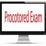 proctored