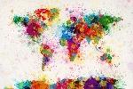 world-map-paint-drop-michael-tompsett