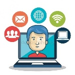 depositphotos_124469454-stock-illustration-cartoon-guy-laptop-media-connection