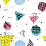 triangle-circle-abstract-geometric-vector-seamless-pattern-background-wallpaper-color-black-white-forms-line-shape-96032622