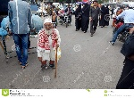 indian-handicapped-man-seeking-help-busy-road-hyderabad-india-july-47576303