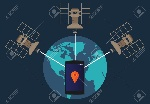 66602350-gps-global-positioning-system-satellite-phone-location-tracking-how-method-technical-vector