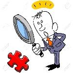34072936-El-hombre-de-negocios-para-descubrir-las-piezas-de-un-rompecabezas-Foto-de-archivo