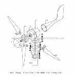 diseño de turbina