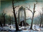 caspar-david-friedrich-cloister-cemetery-in-the-snow-1817-19-oil-on-canvas
