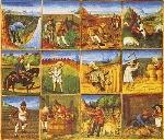 Coloni del Medioevo