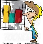 cartoon-business-woman-presenting-a-bar-graph-by-ron-leishman-5061