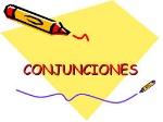 CONJUNCIONES1