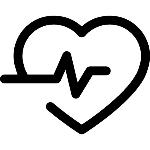 lifeline-in-a-heart-outline_318-48031