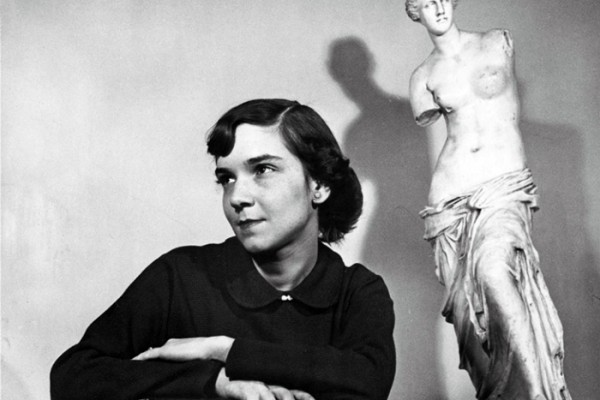 adrienne rich young