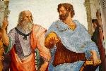 NG014_Aristoteles_Platon_Aristoteles_und_Platon