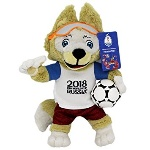 Russian Mascot 2018 World Cup Toy