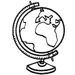 1069-4-dibujo-para-colorear-de-un-globo-terraqueo