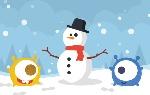 Bot chơi tuyết