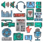 depositphotos_53124207-stock-illustration-media-sketch-icons-set-color