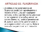ARTICULO+32.+FLAGRANCIA