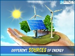 Different-Sources-Of-Energy