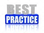 melhores práticas