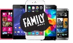 Family-Mobile-Phones