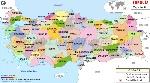turkey-political-map