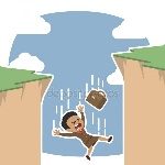 depositphotos_174214022-stock-illustration-african-businesswoman-fall-cliff