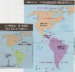 divisao da america geográfica e cultural
