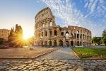 Fotos-de-Roma-Coliseo-al-atardecer