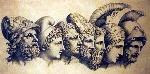 los sietre reyes de Roma