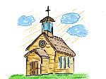 dibujo-artístico-de-la-iglesia-vieja-73118105