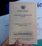cartão de residencia