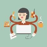 mujer-de-negocios-haciendo-diferentes-tareas-al-mismo-tiempo_1133-154-2