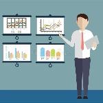 hombre-de-negocios-con-una-tarea-mostrando-tarea-y-diseño-moderno-analítico-plano-76936269