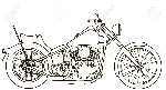 44376530-motorcycle-line-drawing