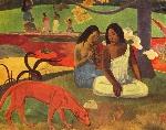 Ararea-Gauguin-1892