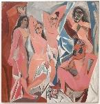 Les-demoiselles-dAvignon-Pablo-Picasso-analisi