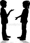 depositphotos_127967500-stock-illustration-two-children-talking-black-silhouettes